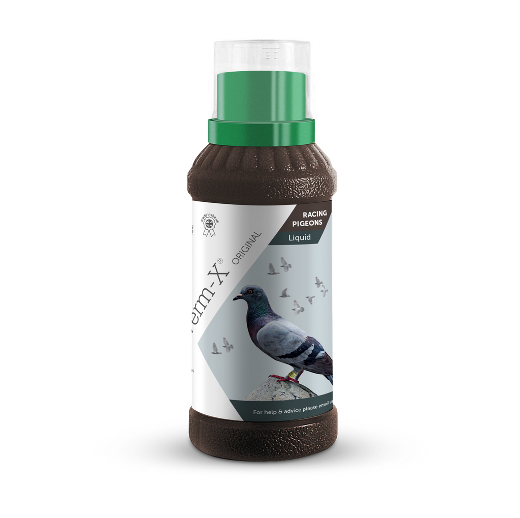 Verm-X Original Liquid for Racing Pigeons