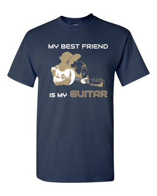 My Best Friend Is My Guitar