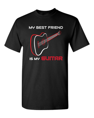 My Best Friend Is My Guitar-Red Line