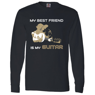 My Best Friend Is My Guitar - LS