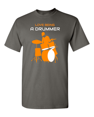Love Being A Drummer
