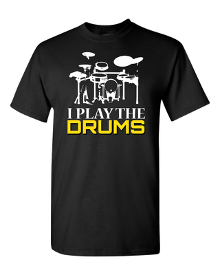 I Play The Drums