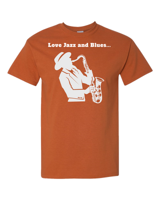 Love Jazz and Blues-White