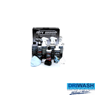 DRI WASH 'n GUARD® Complete Detail Kit