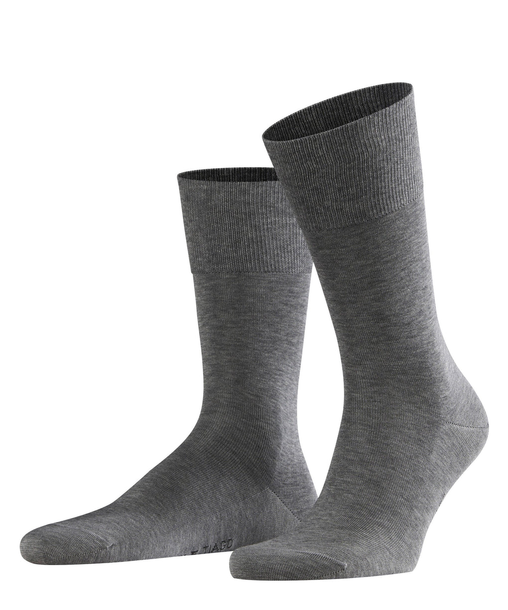 Sosete FALKE Tiago light grey - ISAYAA