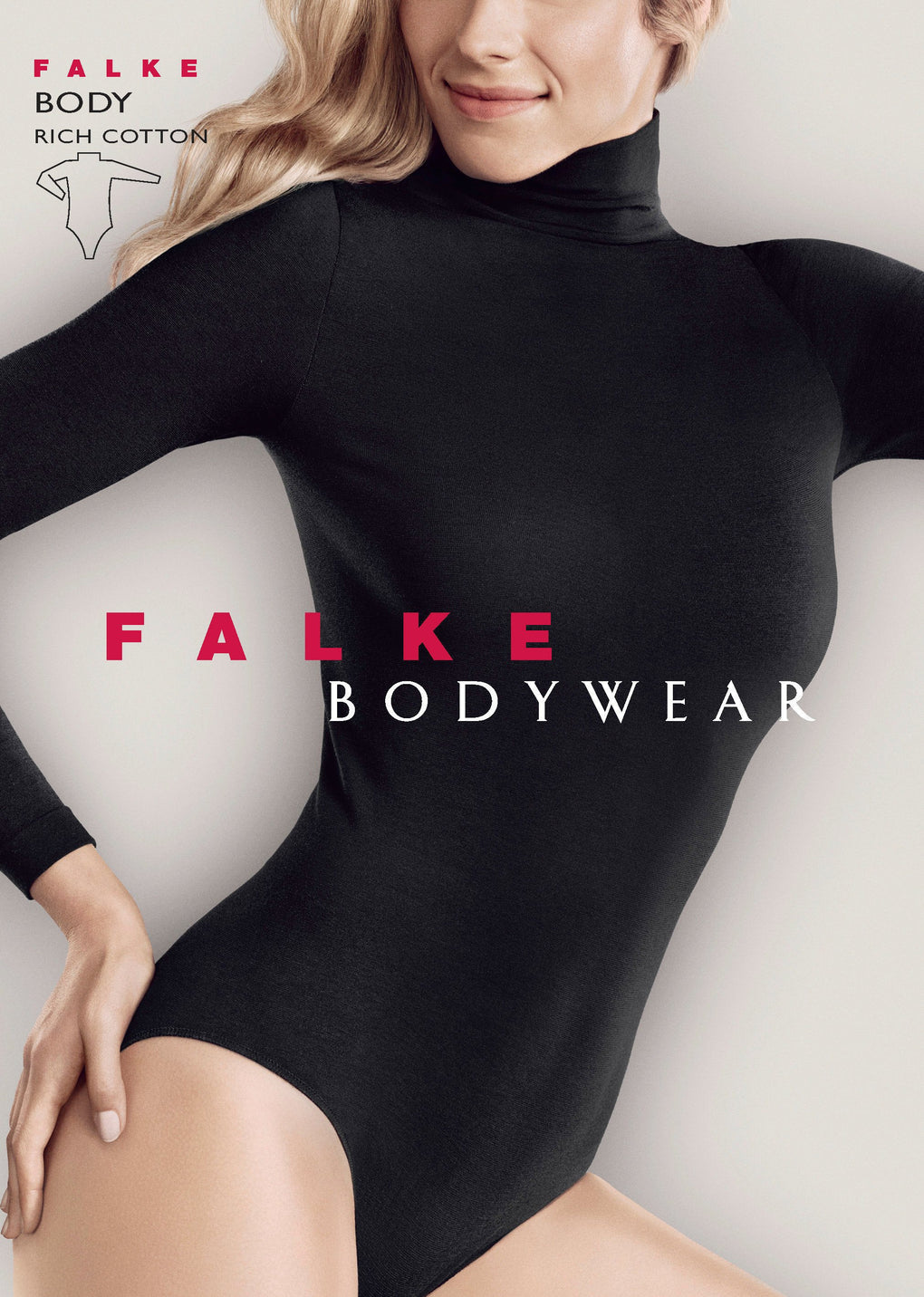 FALKE Rich Cotton Body - ISAYAA