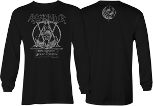 Axegrinder: Recognise Your Chains Long Sleeve