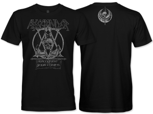 Axegrinder: Recognise Your Chains T-Shirt