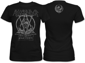 Axegrinder: Recognise Your Chains Women's Tee