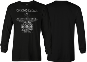 Deviated Instinct: Crow Long Sleeve