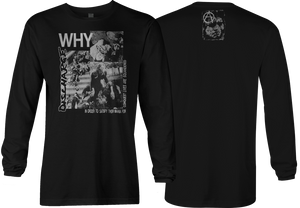 Discharge: Why Long Sleeve
