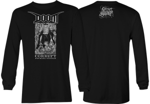 Doom: Corrupt Fucking System Long Sleeve
