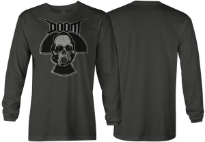 Doom: Radiation Skull Long Sleeve