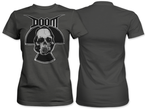 Doom: Radiation Skull Women's Tee