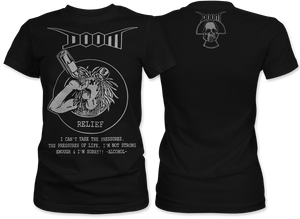 Doom: Relief Women's Tee