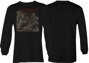 Saw Throat: Indestroy Long Sleeve