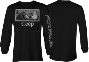 Sleep: Jerusalem (Black) Long Sleeve