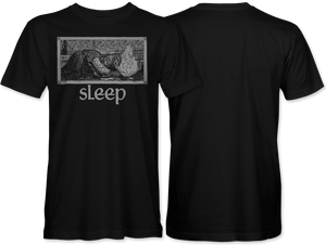 Sleep: Jerusalem (Black) T-Shirt