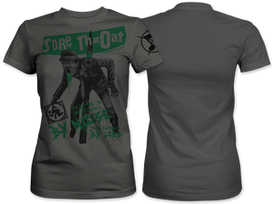 Sore Throat: Blinded By Lies Women's Tee