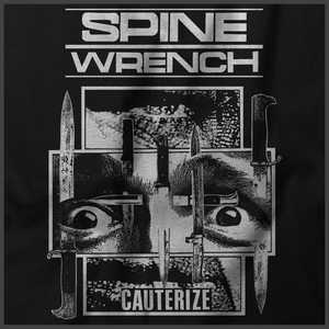 Spine Wrench: Cauterize Print Detail