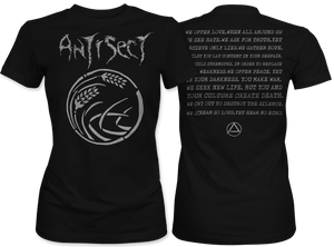Antisect: In Darkness Women's Tee