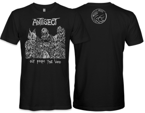 Antisect: Out From The Void T-Shirt
