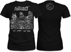 Antisect: Out From The Void Women's Tee