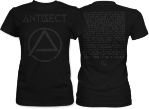 Antisect: Rising of the Lights Women's Tee