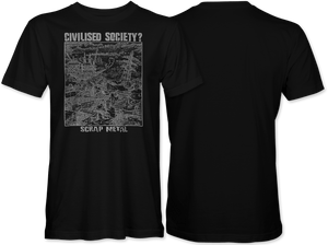 Civilised Society: Scrap Metal T-Shirt