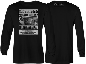 Corrupted: Justicia Falsa Long Sleeve