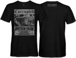 Corrupted: Justicia Falsa T-Shirt