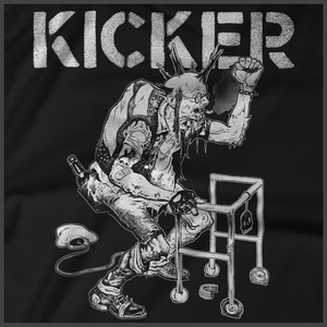 Kicker: Broke Print Detail