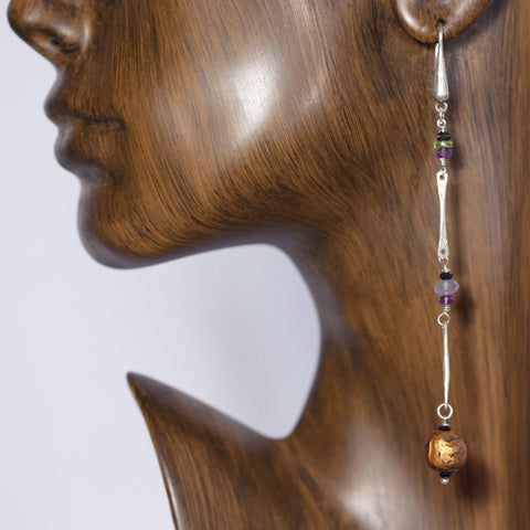 Kizzy Earring - LONG