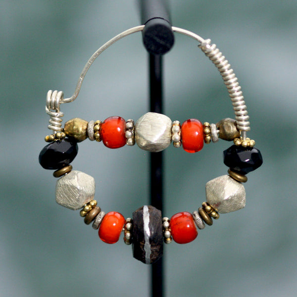 Vadoma Spring Earrings