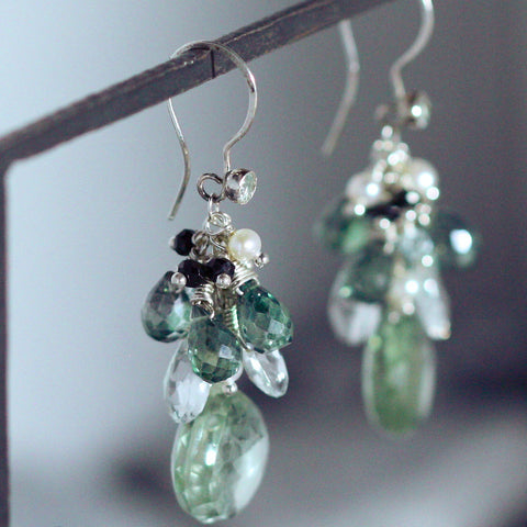 Lusana Earrings