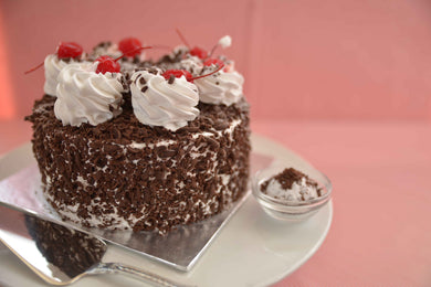 Black Forest Gateau - Divine Cakes