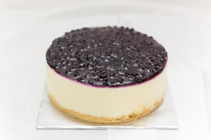 Blueberry Cheese Cake - Divine Cakes