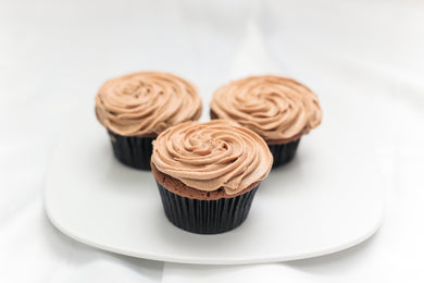 Chocolate Cup Cake - Divine Cakes
