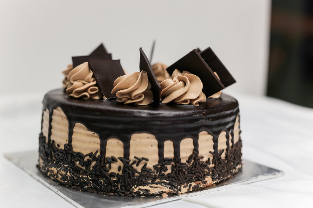 Chocolate Gateau - Divine Cakes