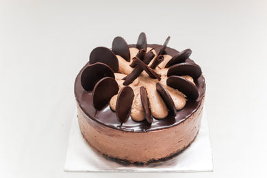 Chocolate Mousse - Divine Cakes