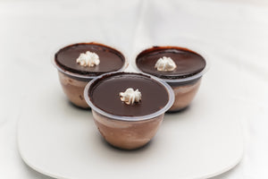 Chocolate Mousse Cup - Divine Cakes