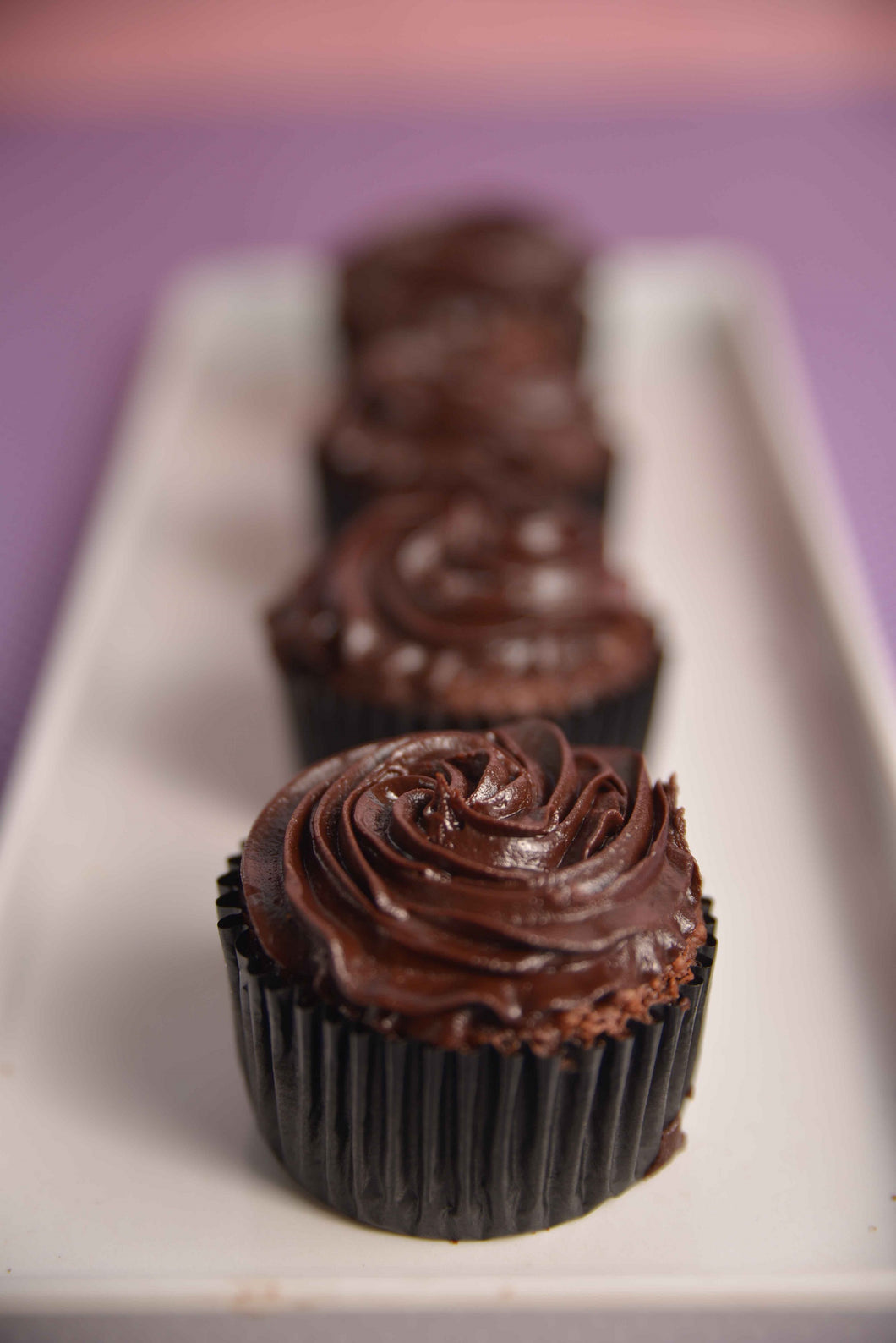 Chocolate Mud Cupcake - Divine Cakes
