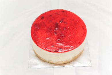 Strawberry Cheese Cake - Divine Cakes