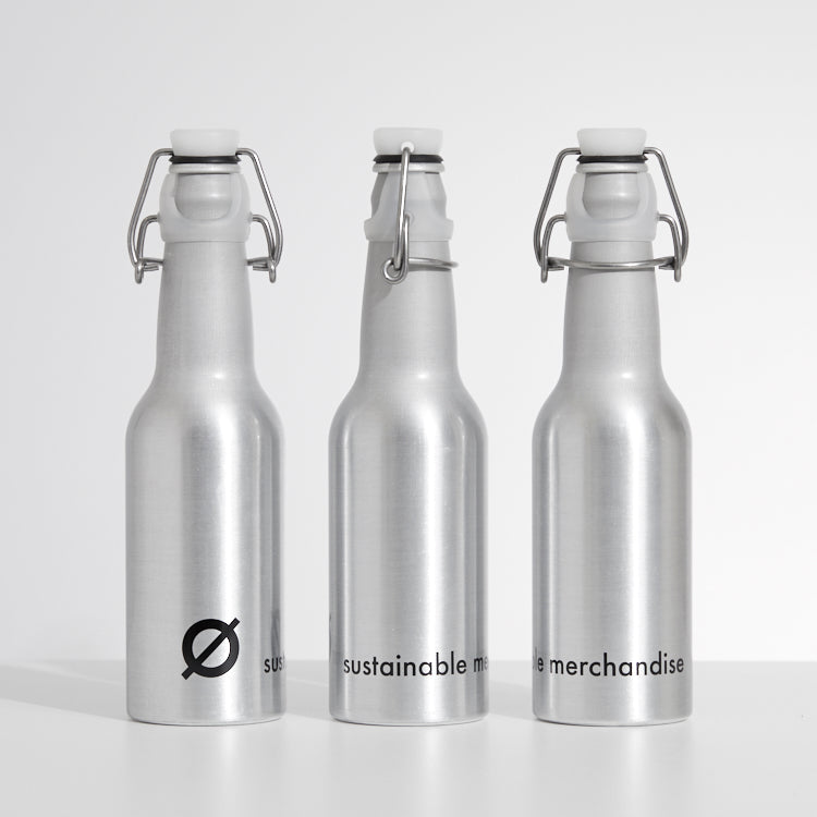 Aluminium Drinks Bottle 350ml