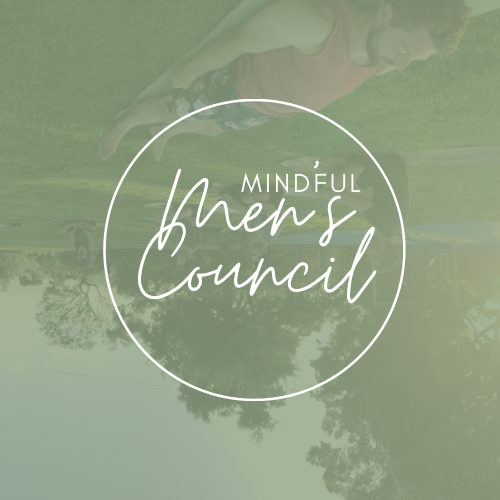 Mindful Men's Council (Online Meeting)