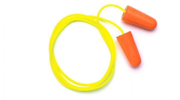 32DB Orange Corded Ear Plugs - 100 Pair/Box