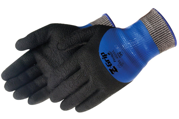Z-Grip Fully Double Nitrile Coated, ANSI class 4, Cut Glove - Mens Sizes M-XXL