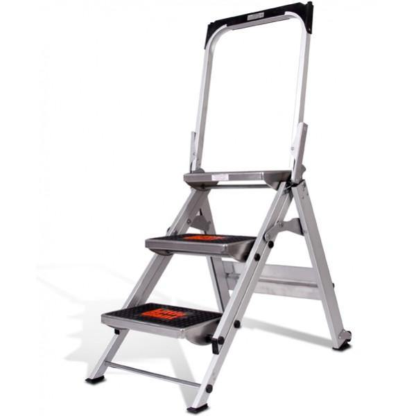 Wing Heavy 3 Step Ladder