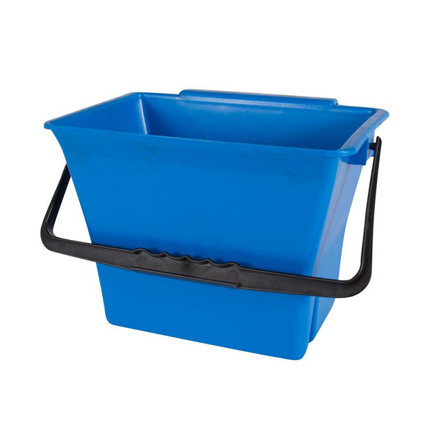 Blue Hang-On Bucket