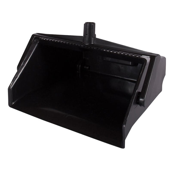 Lobby Dust Pan with Handle, Food Service Safety
